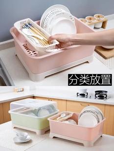 MEET沥水收纳箱告别虫尘油烟您的碗筷收纳专家