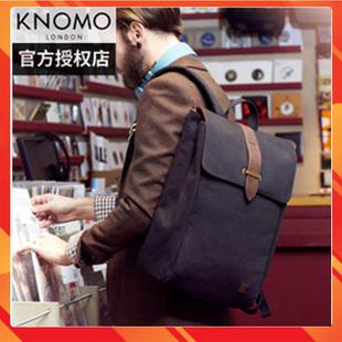 英国knomo falmouth macbook Pro 15寸苹果笔记本电脑包双肩背包