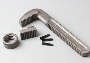 管子钳水管零件零配件管钳子规格大力调节品质工美式水暖工多用