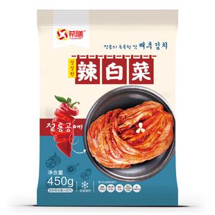 希膳韩国风味辣白菜450g 正宗朝族泡菜延吉韩式腌制酱菜下饭小菜
