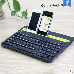罗技K480无线蓝牙键盘ipad安卓适用苹果平板电脑键盘/K380键盘
