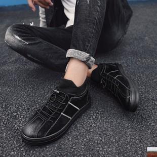 保威特犀牛【专柜正品】秋冬新款加绒休闲板鞋0013970。