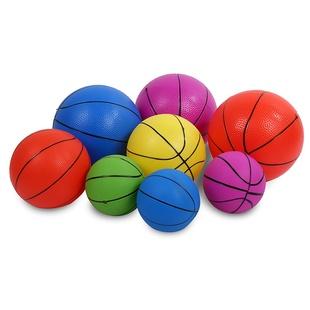 pvc户外高弹力8寸小球足球安全无毒1一3岁宝宝玩的玩具球儿童皮球