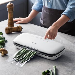 全自动商用真空封口机食品包装机小型家用密封机塑封机抽真空压缩