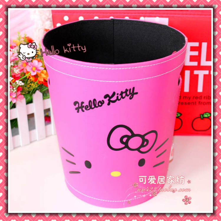 Урна Hello kitty  KT PU урна hello kitty 303