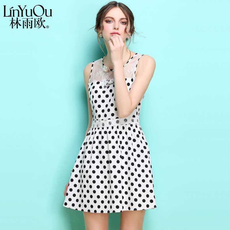 Женское платье Lin Yu OU ls9909 женское платье lin yu ou ls9909