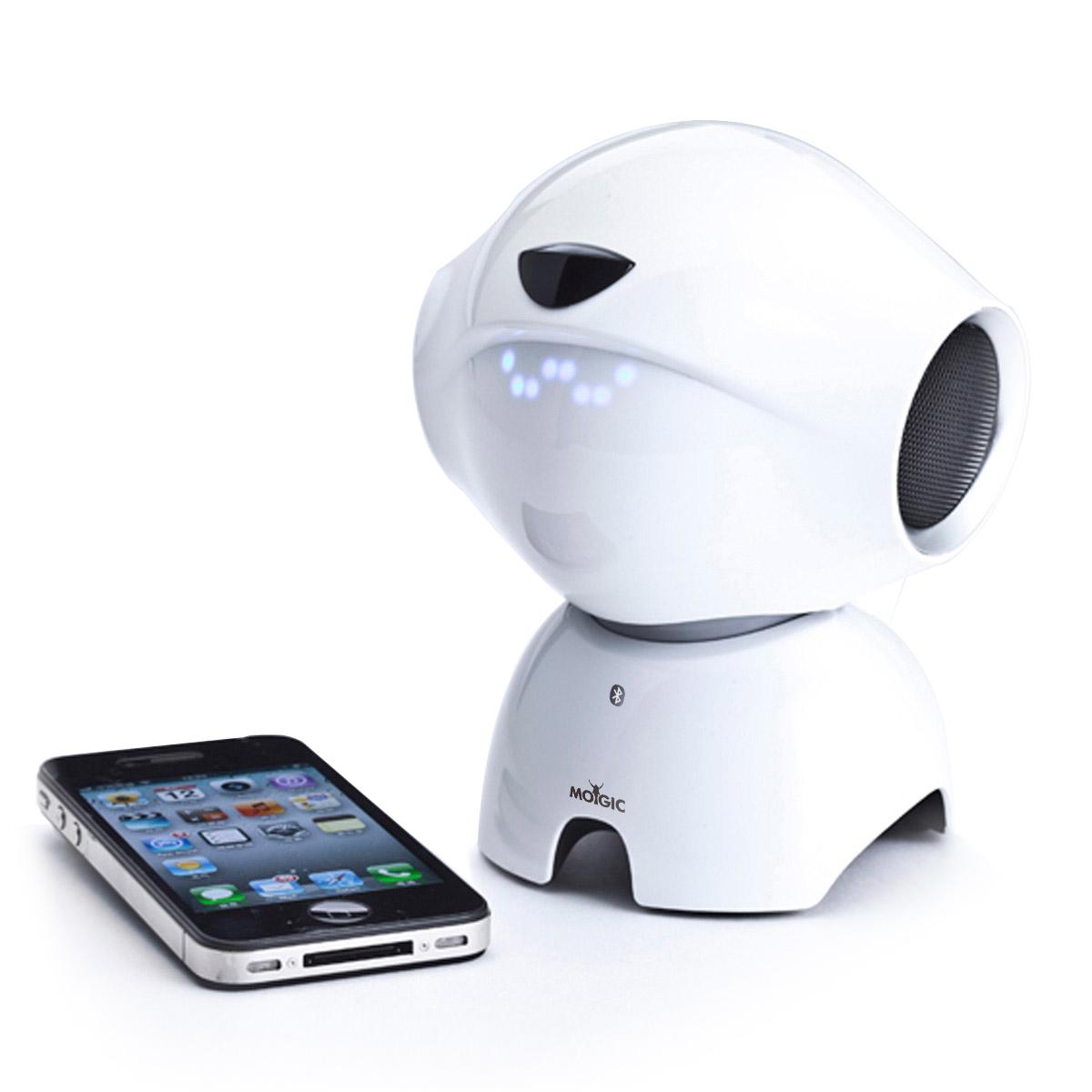 Apple портативная колонка MOGIC  Q1080 apple портативная колонка wei nilai ipod iphone4s