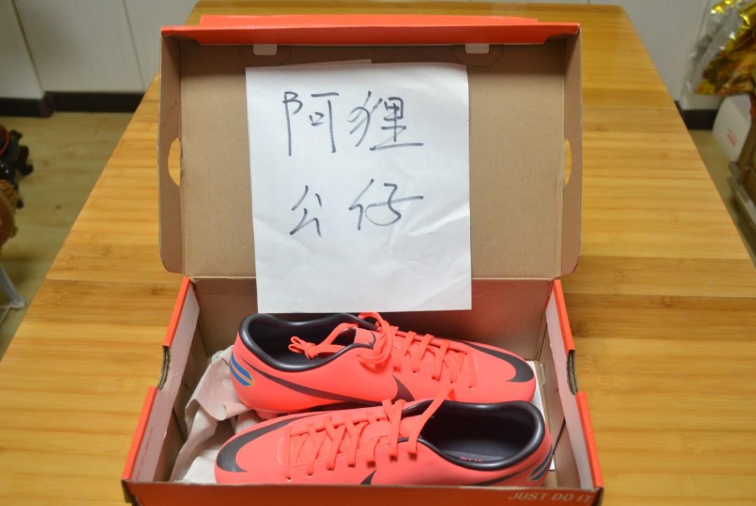 бутсы Nike MERCURIAL VICTORY III FG 509128-800 бутсы nike 10 mercurial victory tf 651646 650