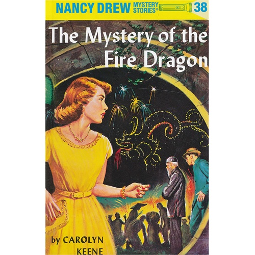 Nancy Drew #38 The Mystery Of The Fire Dragon