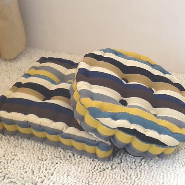 Подушка для сидения на полу своими руками