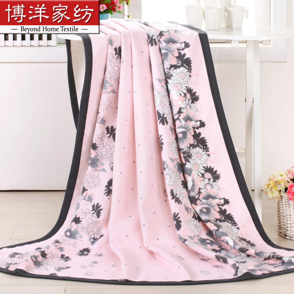 博洋家纺棉毯W91216040101