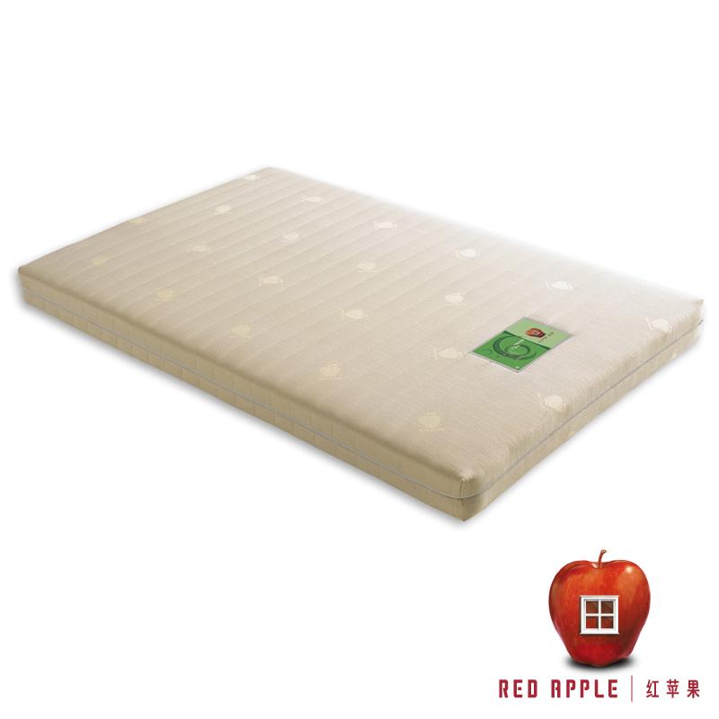 红苹果家具钢网弹簧双人床垫席梦思普普I