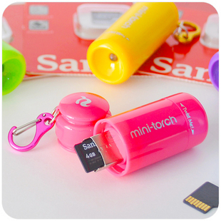 Ручной фонарик Mini/torch Mini-torch Galaxy USB