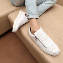 夏季男士休闲鞋 春季韩版潮流板鞋