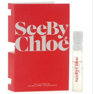 Духи Chloe See By 1.2ml/Q 4ml духи chloe see by 1 2ml q 4ml