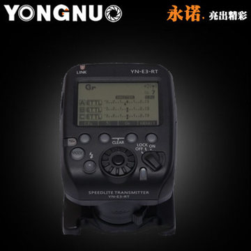 Аксессуары для вспышки YONGNUO  YN-E3-RT ST-E3 RT 600EX-RT TTL yn e3 rt ttl radio trigger speedlite transmitter as st e3 rt for canon 600ex rt new arrival