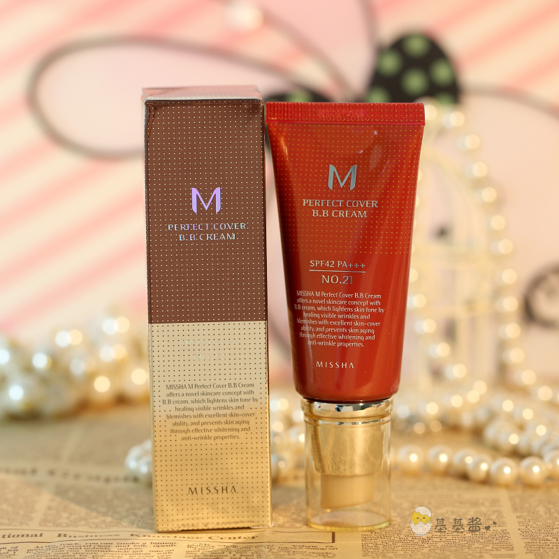 Missha  BB 50ml missha bb 50ml
