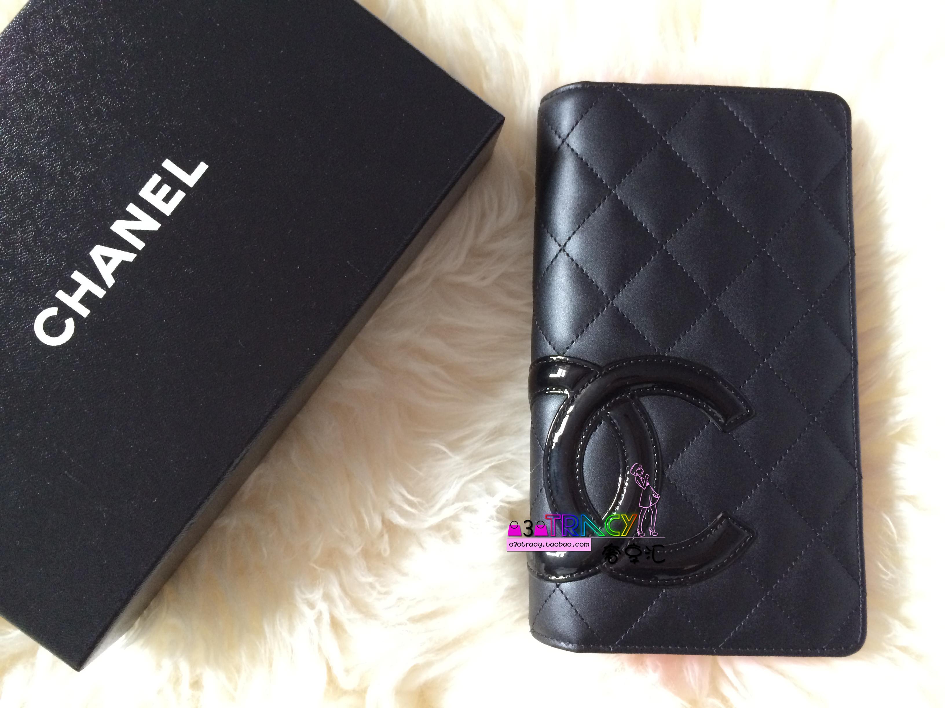 бумажник Chanel