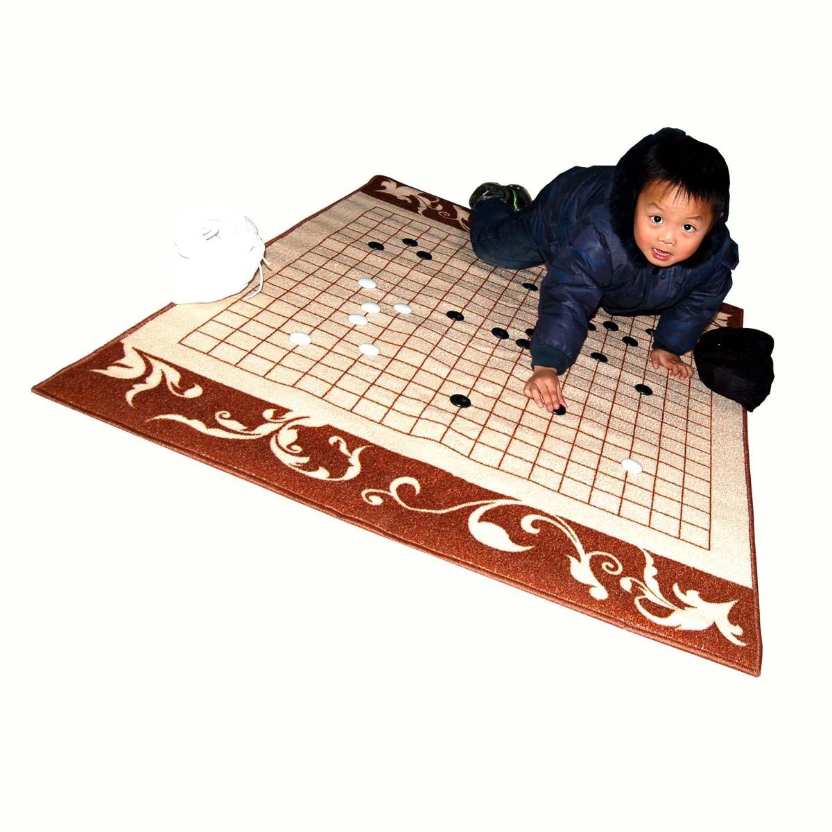 """Настольная игра """"GO"""" Птица шахматам детей любовь супер огромный ковер идти 1.3 m"""