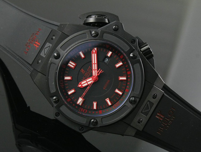 Часы Men's mechanical watch Hublot 4000