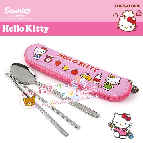 Футляр для столовых приборов Hello kitty набор столовых приборов hello kitty a21716 304
