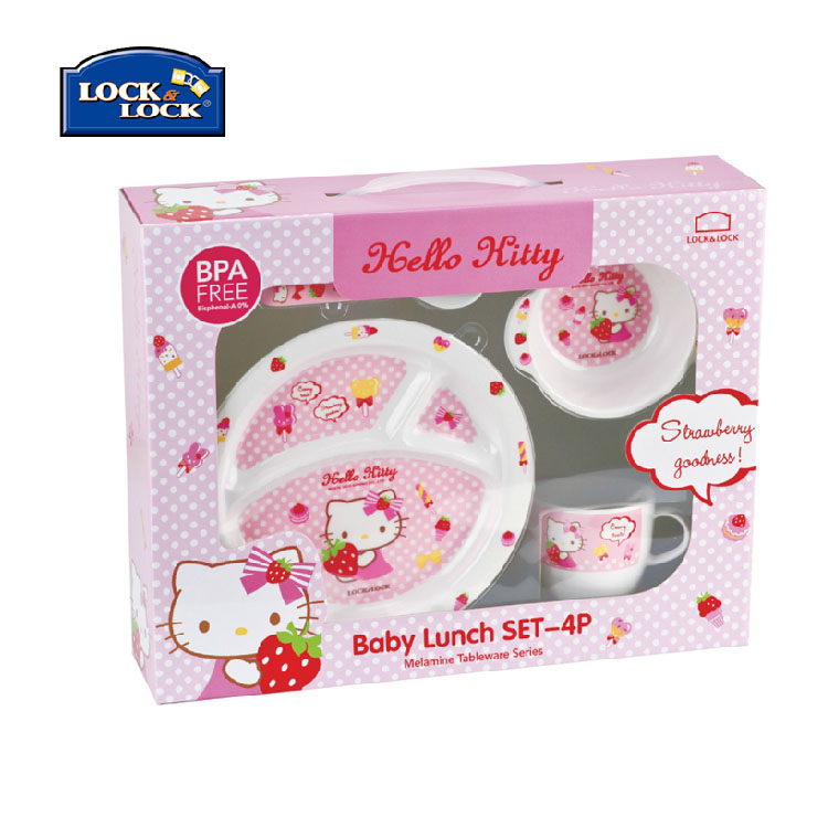 Посуда для детей HELLO KITTY lbb461s4/kt Hellokitty