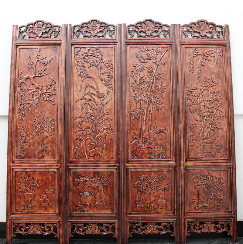 Деревянная резная фигурка Yue Ming Xuan ymx pf11 кассовый модуль the ming yue solid wood furniture factory 02