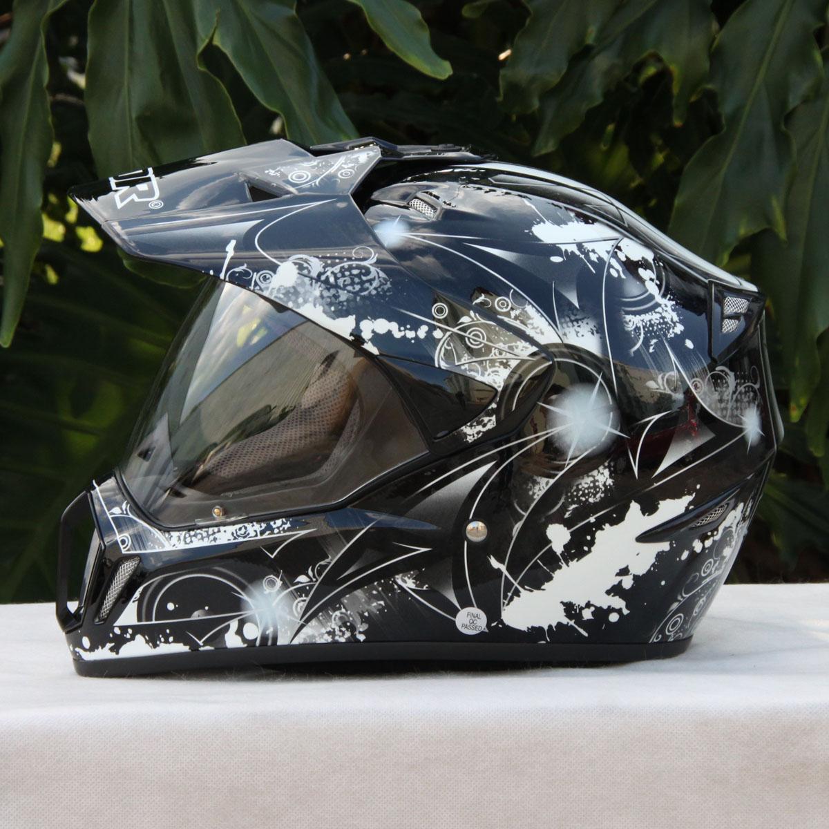 мото шлем Gdr  MX310