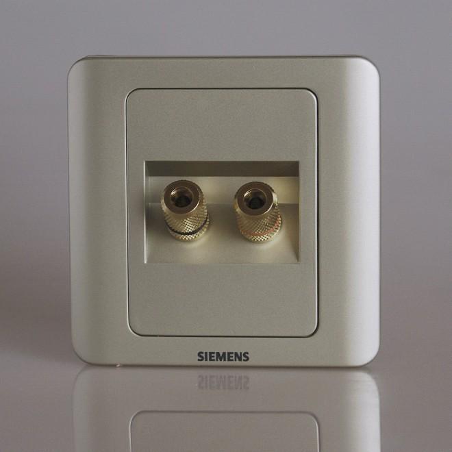 Аудио разъем Siemens