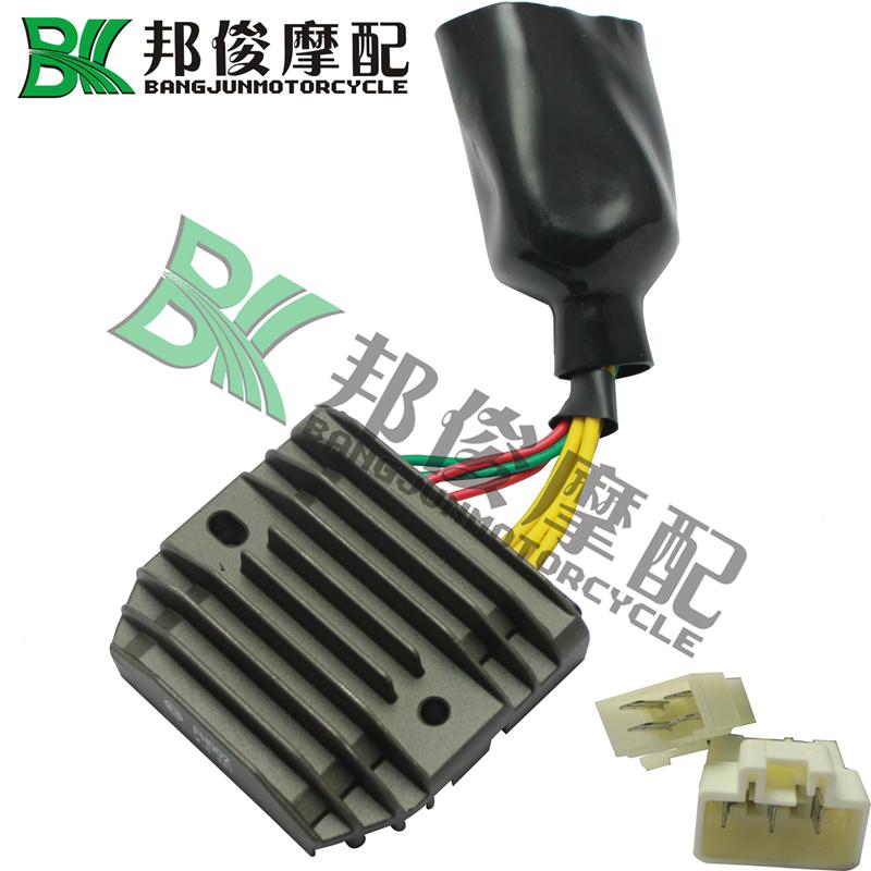 Регулятор напряжения (выпрямитель) для мотоцикла Honda Honda cbr600 f4i 01-06 новые розетке зарядное устройство выпрямителя регулятор