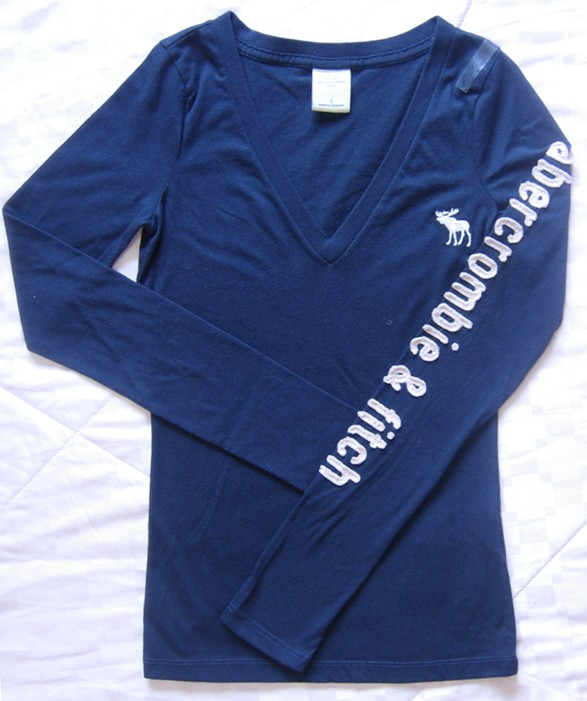 Футболка детская Abercrombie fitch 2578960016023 ABERCROMBIE KIDS AF S,M color club гель лак 1083 cup of cocoa