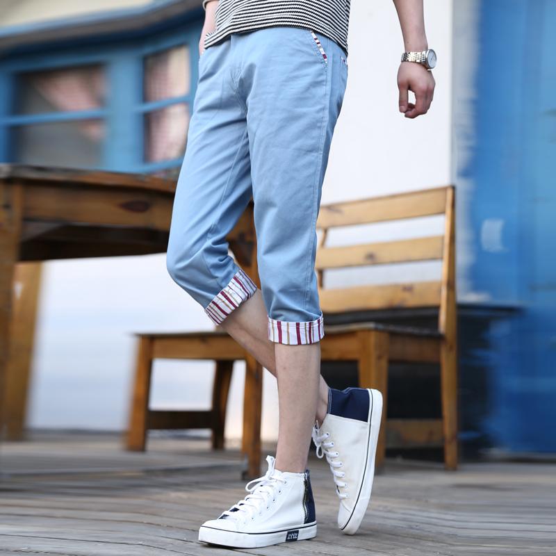 Повседневные брюки Jane men's fashion DK005