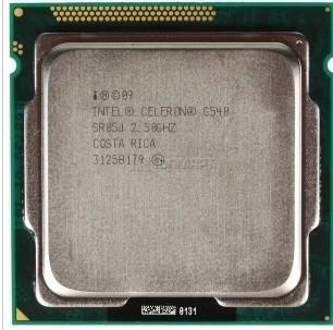 Процессор Intel Celeron G540 CPU 2.4G LGA 1155 95 процессор intel cpu pentium4 516 2 93ghz 1m 533 lga 775