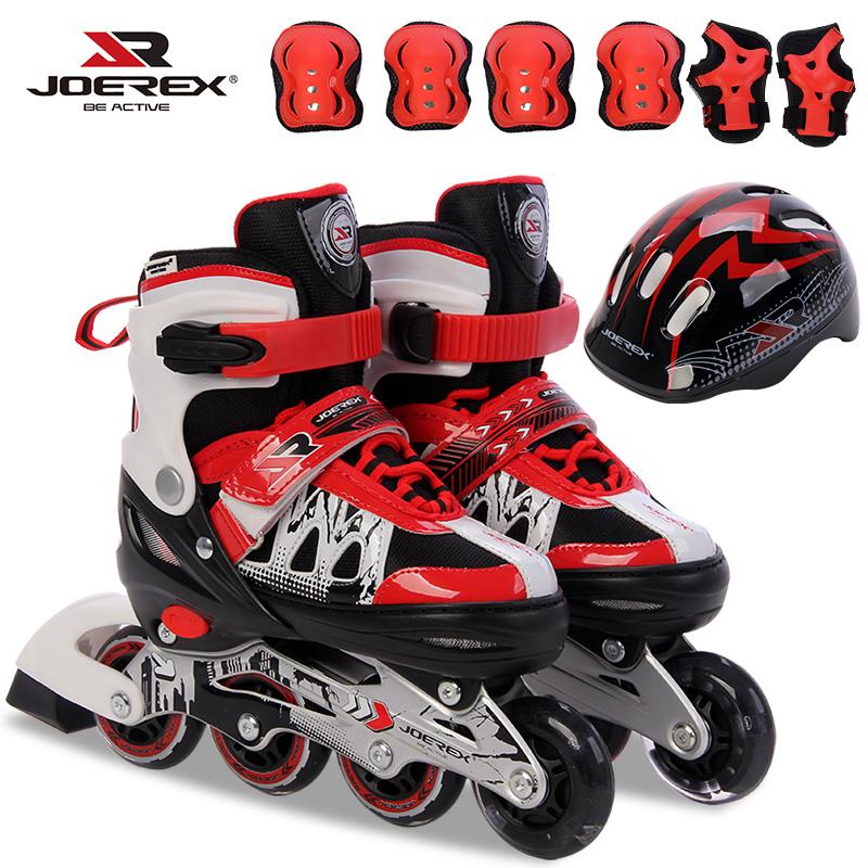 Роликовые коньки Joerex jcy31134 joerex роликовые коньки joerex ro0604 раздвижные синий черный