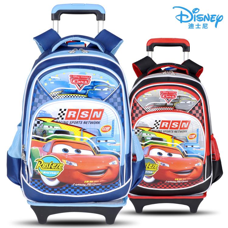 Детский чемодан на колесиках Disney 12438 3-4-6 disney disney школьной зрачки девушка 3 4 6 сортов отдыха и путешествия плеча сумка 0168 розовых детского рюкзак
