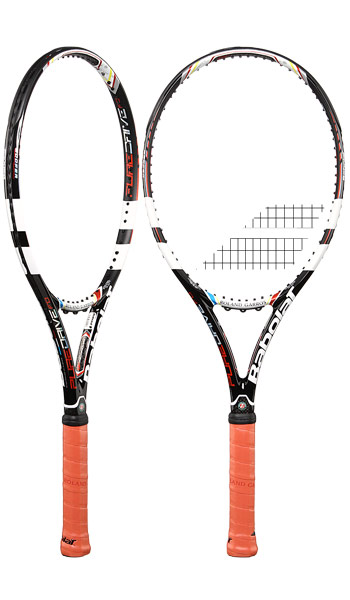 теннисная ракетка The BABOLAT  Babolat Pure Drive French Open 2013 the pure abscess
