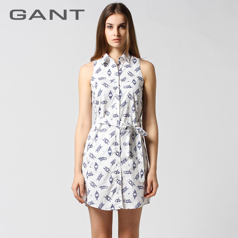 Женское платье Gant 450448 gant часы gant w70471 коллекция crofton