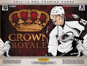 NHL 13/14 Crown Royale  цена