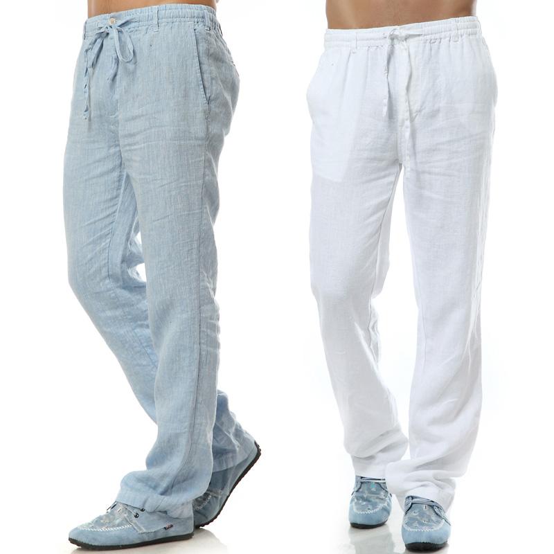 брюки тонкие мужские