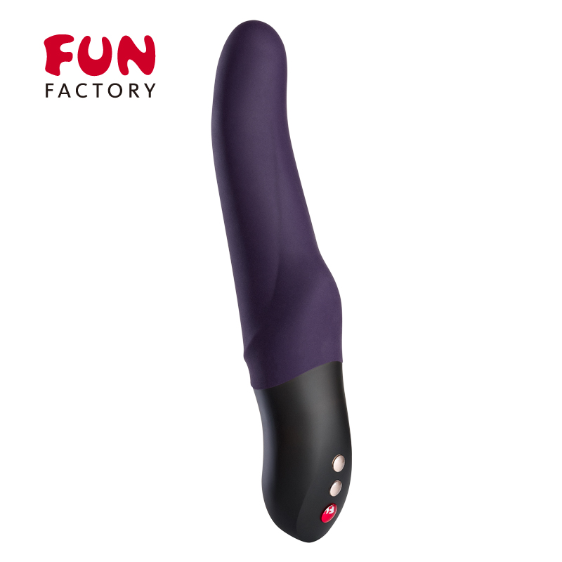 Вибратор Fun factory toyz4lovers silicone pussynut double фиолетовые