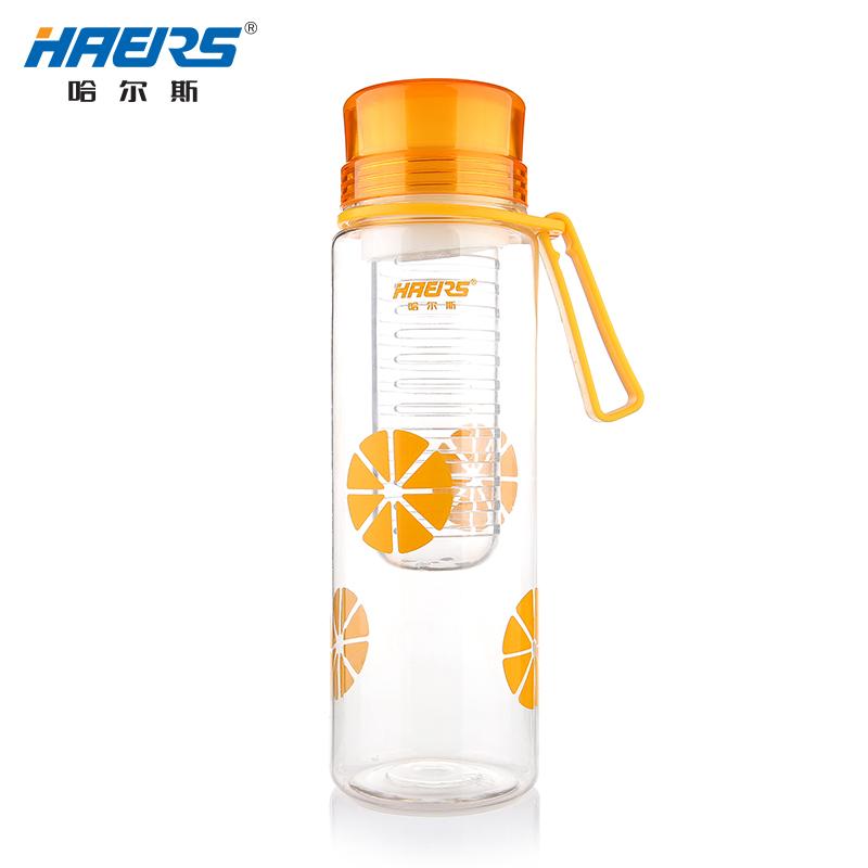 Спортивная бутылка HAERS HPC/25/2 700ml бутылка гантеля спортивная irontrue цвет черный 2 2 л
