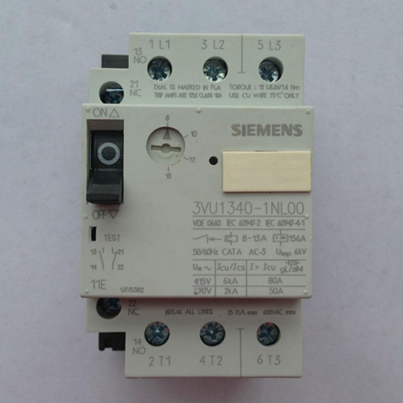 Выключатель Siemens 11232323 3VU1340-1NJ00 3.2-5A siemens wm 12e447