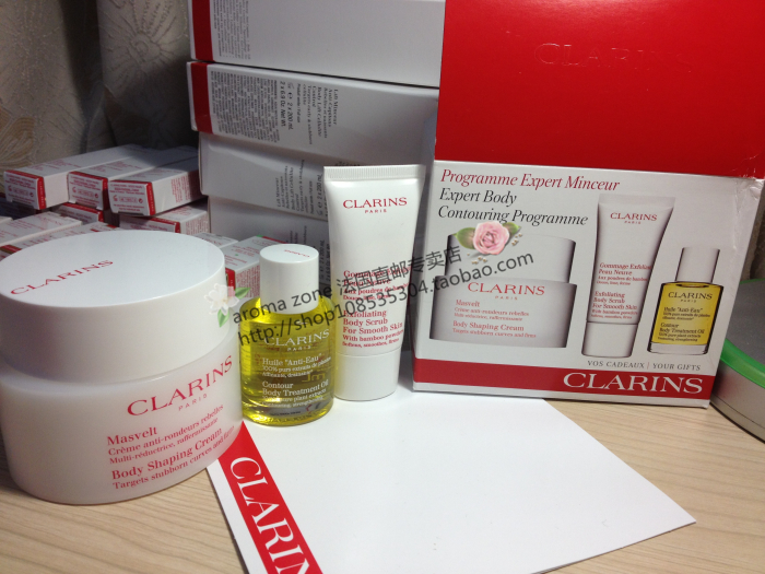 Clarins  200ml 2745-CHEF clarins