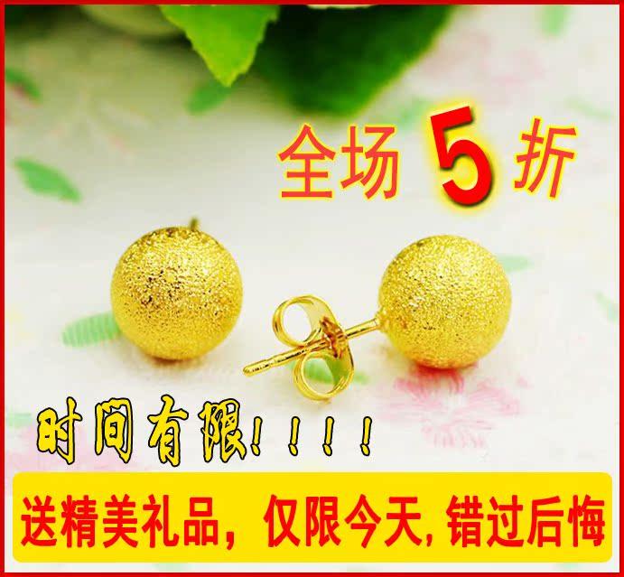 серьги Chow Tai Fook  18K