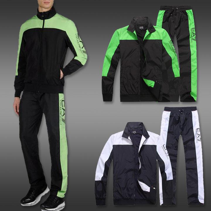 Спортивный костюм EA7 ARMNI Men Sport Suits спортивный костюм ea7 2014
