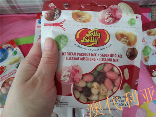 Конфеты Jerry belly Jelly Belly 20 150g