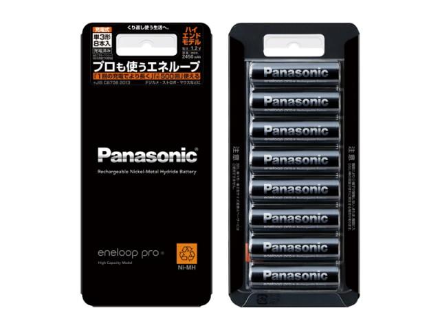 Универсальное зарядное устройство Panasonic  Eneloop Pro аккумулятор aa panasonic eneloop 1900 mah 2 штуки bk 3mcce 2be
