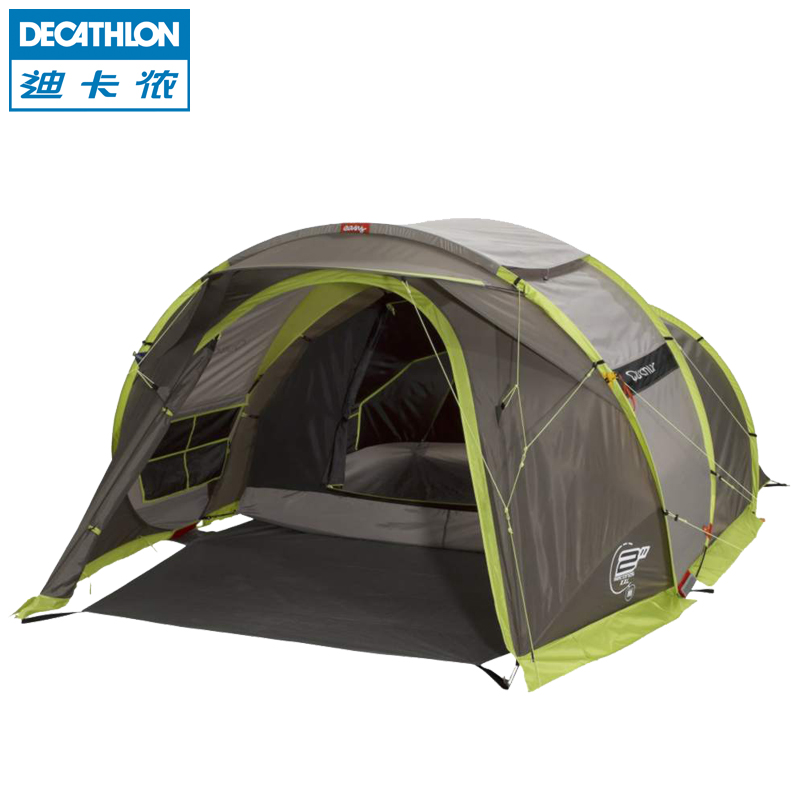 Палатки кемпинговые, горные Decathlon 8205997 QUECHUA XXL тенты  зонты decathlon 8307602 quechua