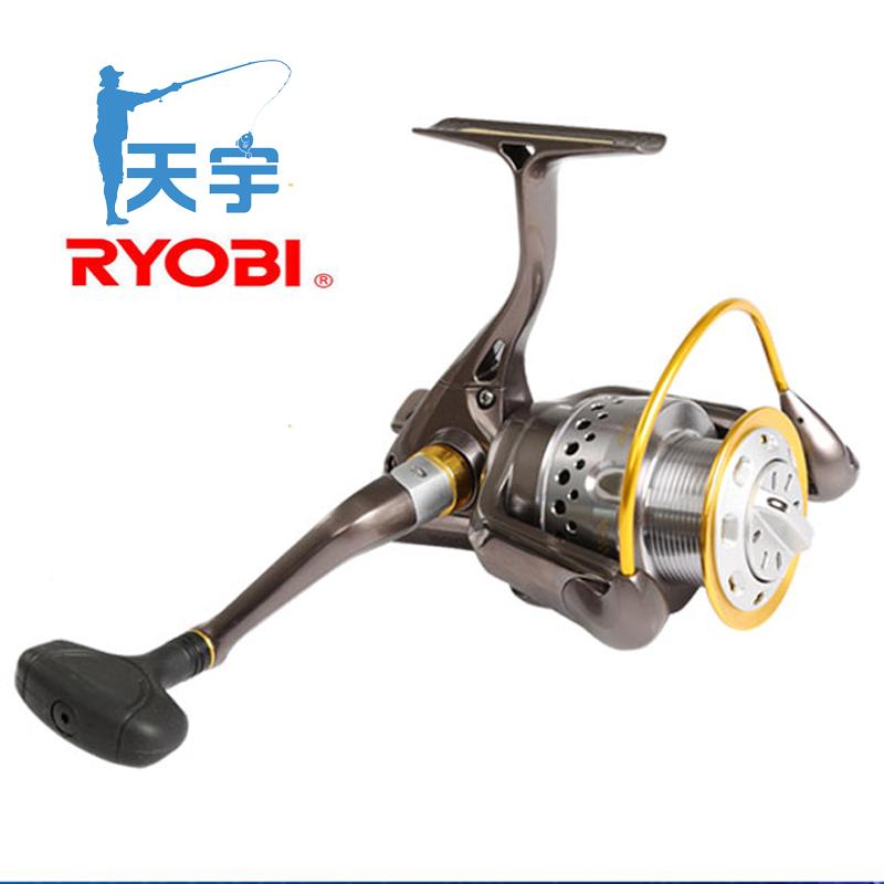 Катушка для спиннинга Ryobi 0201002002 ZAUBER 1000-4000 8+1 катушка ryobi slam 1000