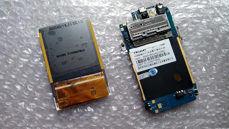 Запчасти для мобильных телефонов Telsda  T528